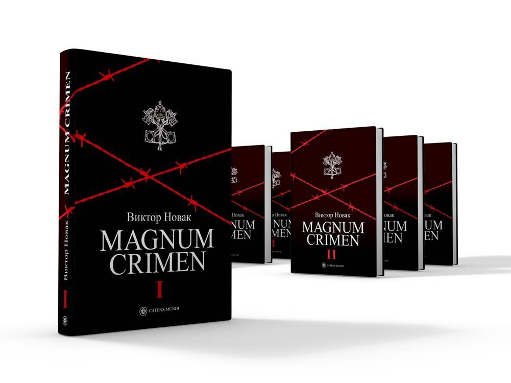 Magnum crimen ново издање
