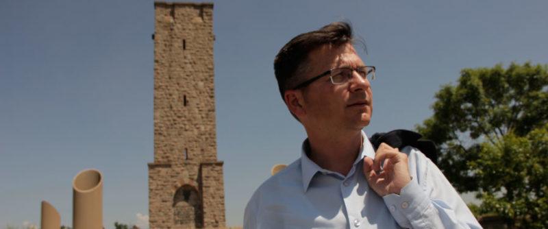Милош Ковић, аутор књиге Завети