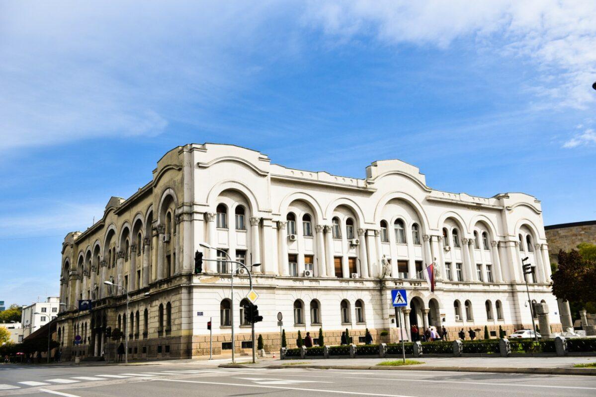 Звонари слободе у Бањалуци, Бански двор, 13. мај у 19 часова
