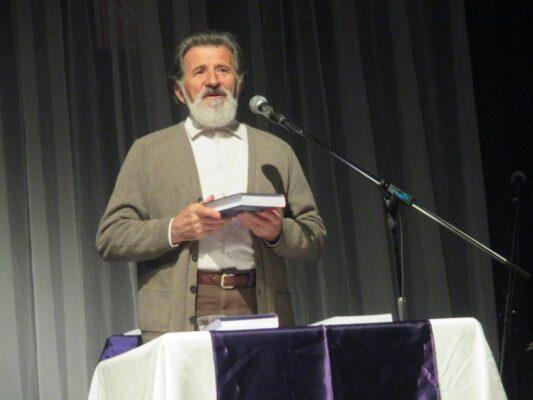 Радомир Батуран књижевно вече