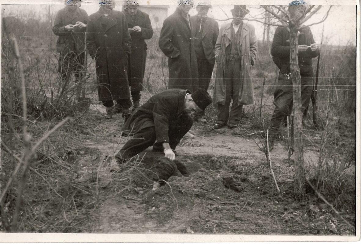 Стрељање у Кошутњаку, новембар 1944.