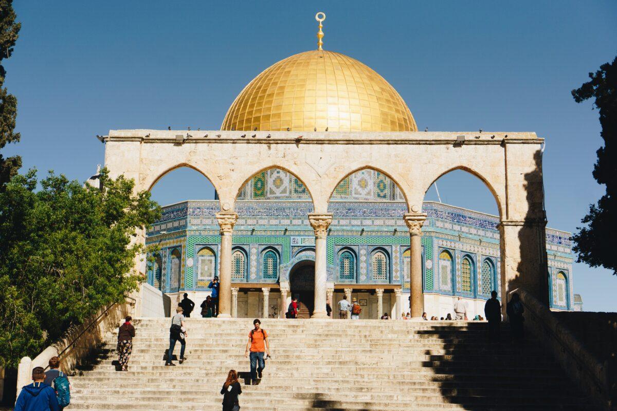 Ал-акса џамија, један од симбола Блискоисточне кризе