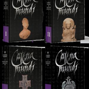 Catena mundi I-IV сва четири тома енциклопедије