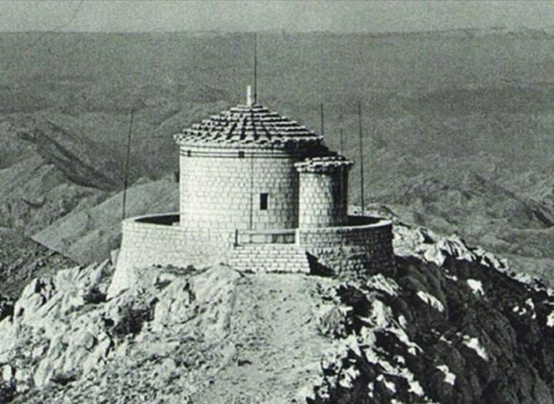 Капела Св. Петра Цетињског на Ловћену